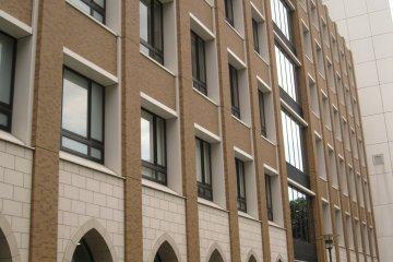 教学楼另一侧