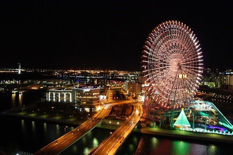 橫濱超推薦住宿-泛太平洋橫濱灣飯店