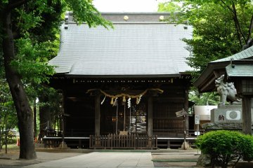 Musashimurayama City - Temples & Shrines