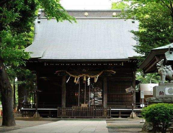 Musashimurayama City - Temples & Shrines