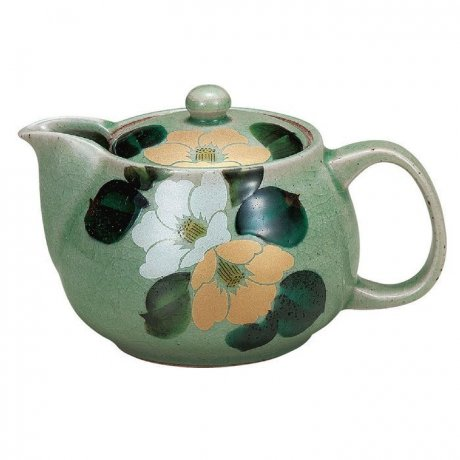Floral Tea Utensils Exhibitions
