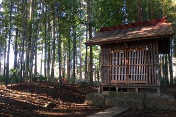 Mitake Shrine