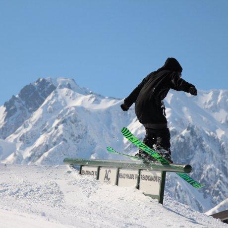 The Top Four Snowy Slopes of Nagano, Niigata