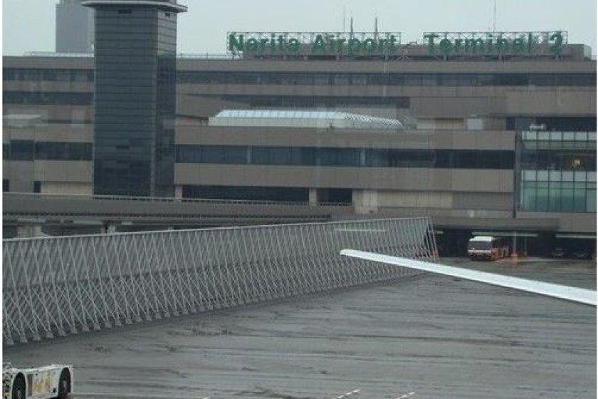 (东京成田机场)