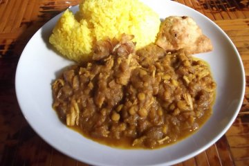Saamaany Curry in Manazuru