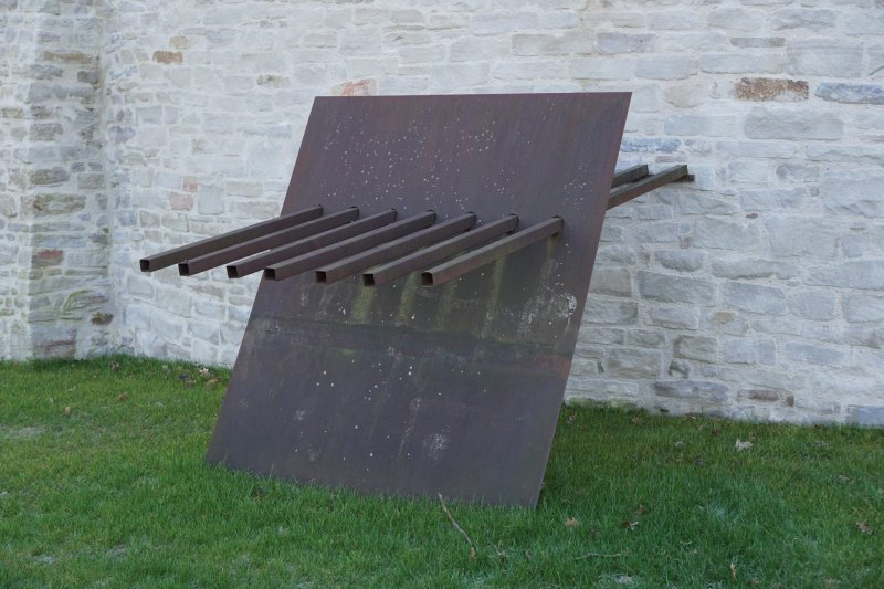 An example of a sculpture by Uematsu