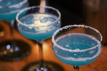 Cocktails in Nihonmatsu