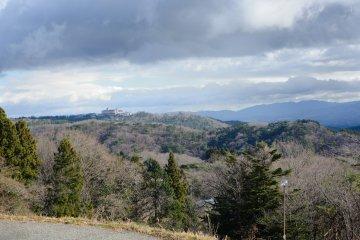 Nihonmatsu landscape