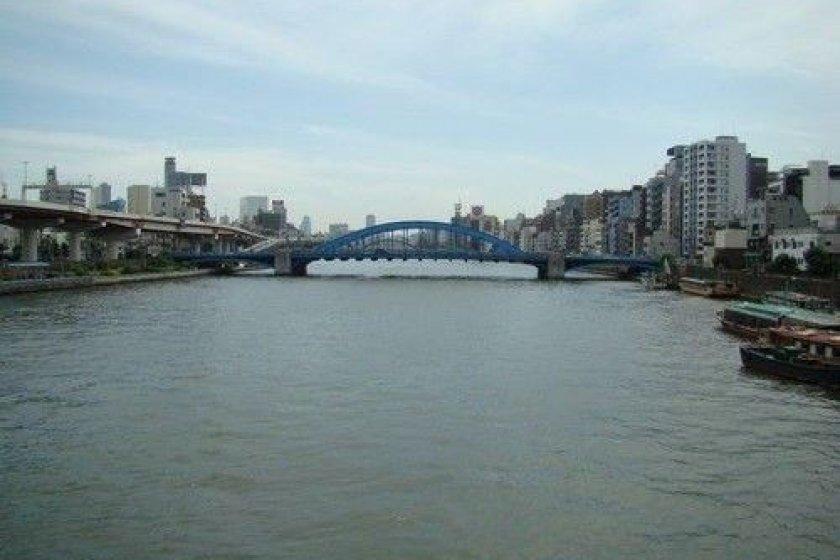 隅田川上的桥