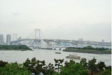 远望彩虹大桥