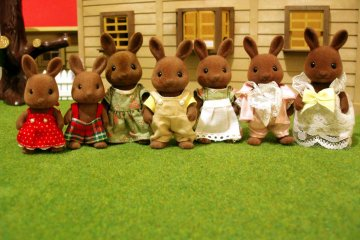 Sylvanian Families Pop-Up Event