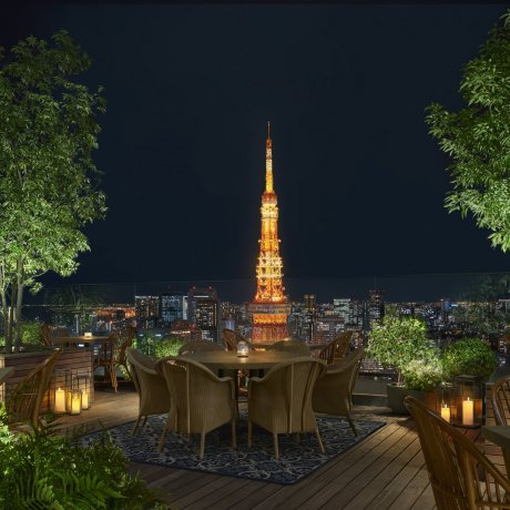 The Tokyo EDITION'S Elegant Sakura Afternoon Tea