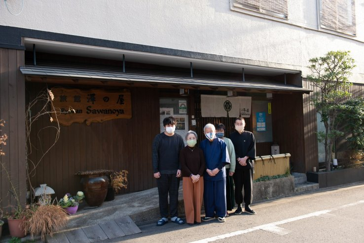 Sawanoya Ryokan - Taito, Tokyo - Japan Travel