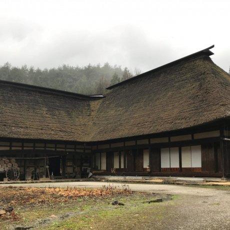 Tono Furusato Village in Autumn
