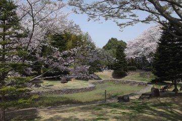 Mito Okushi Kaizuka Fureai Park