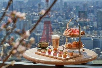Andaz Tokyo Toranomon Hills' Sakura Spring Specials