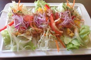 Make you own salad