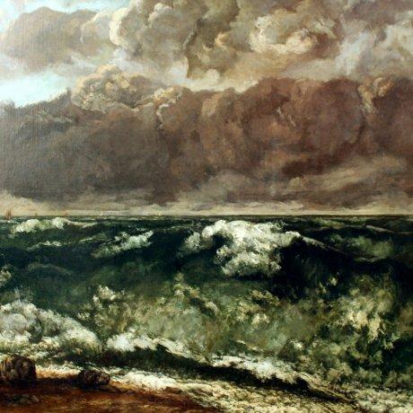 Courbet and the Sea: Tokyo Exhibition