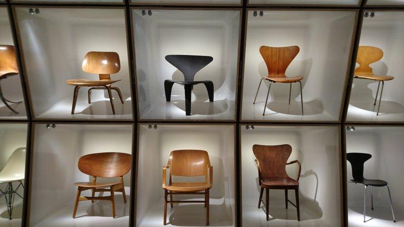 Examples of Danish design