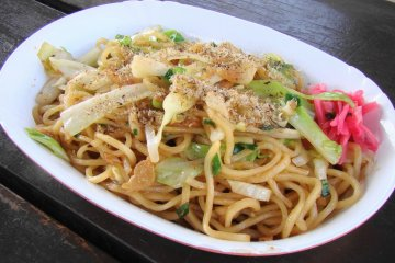 Mount Fuji Delicious Food Festa