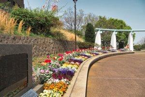Harbor View Park walkway
