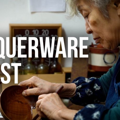 Meet a Traditional Lacquerware Craftswoman