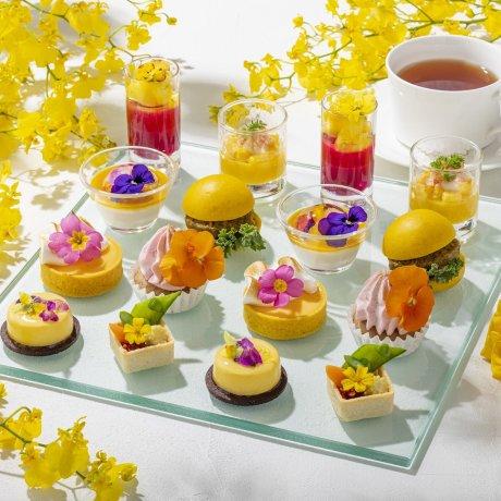 Conrad Tokyo's Early Summer Afternoon Tea
