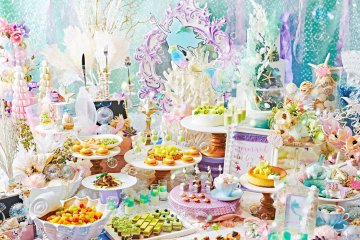 Mermaid Sweets Buffet