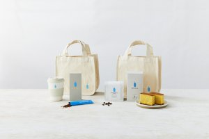 The pop-up event will have a range of Blue Bottle merchandise available for purchase