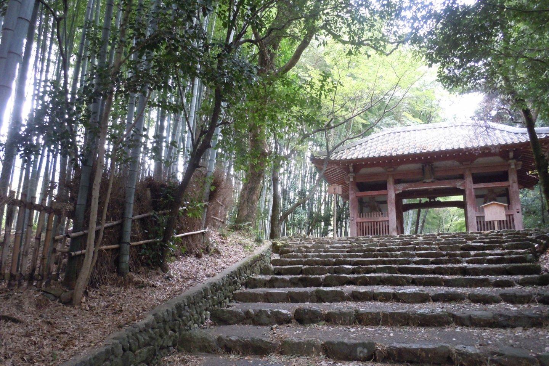 Shoji-ji Temple in Oharano, Muko