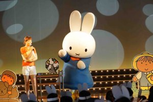 There will be a Miffy birthday party held on June 19th and 20th