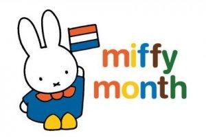 June is Miffy Month at Huis Ten Bosch