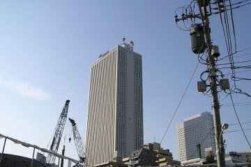 Could this skyscraper really be haunted by the damned?