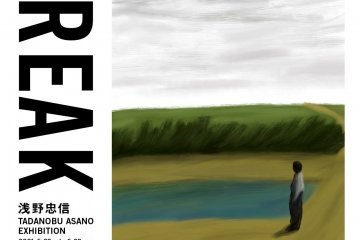 Tadanobu Asano Exhibition: Freak