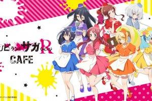 The event celebrates the sequel of the TV anime Zombie Land Saga Revenge