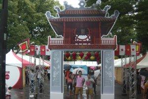 ベトナムフェスティバルがやって来る