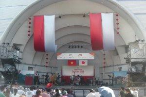 Sân khấu chính
