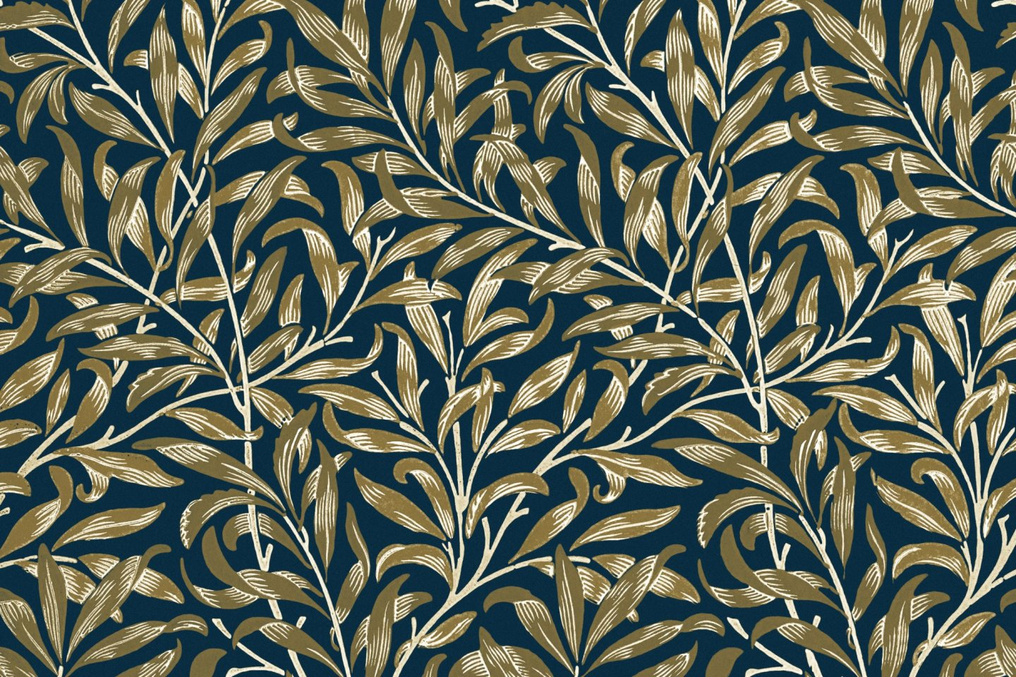 William Morris was known for his textile designs which often incorporated natural elements.