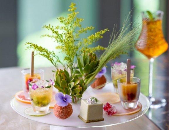 Summer Afternoon Tea at Four Seasons Kyoto