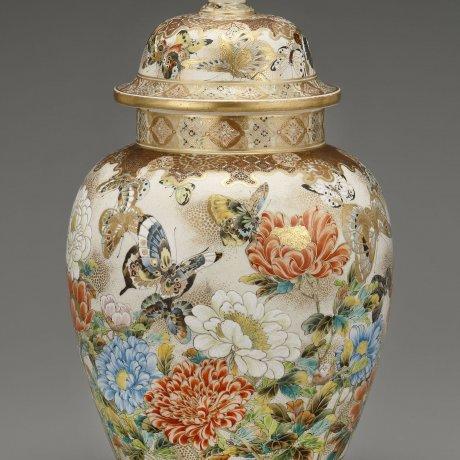 Meiji and Taisho Pottery Exhibition