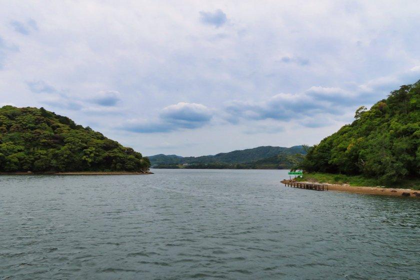 Lake Hamanako