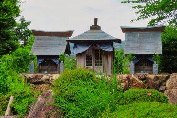 Northern Area of Lake Hamanako
