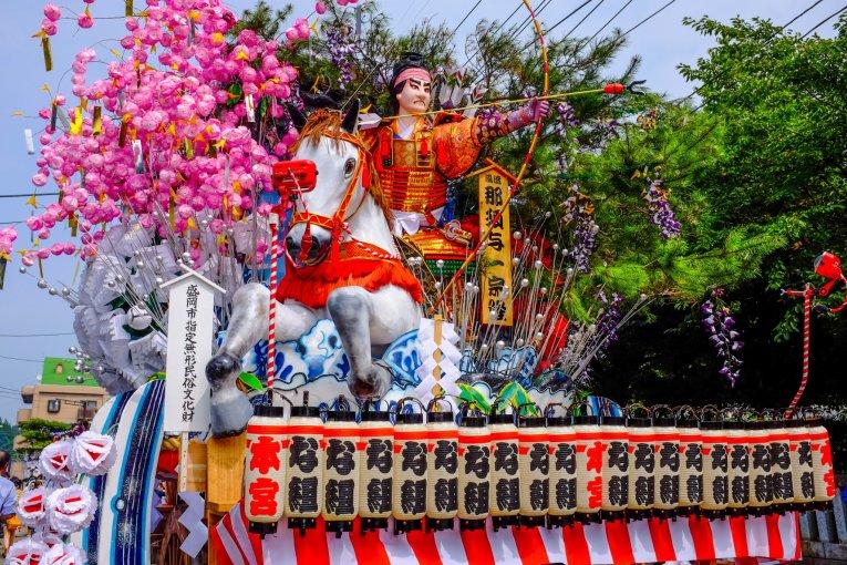 Festival Musim Gugur Morioka