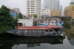 品川的屋形船體驗