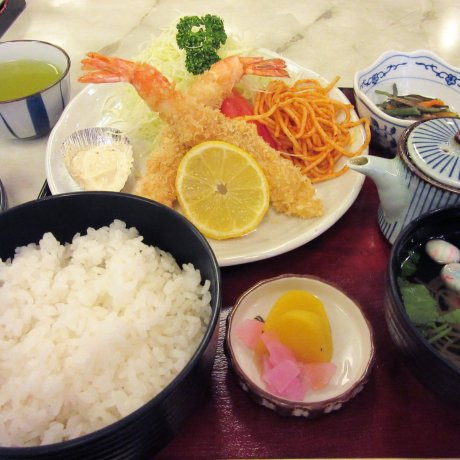 Rice As  National Treasure