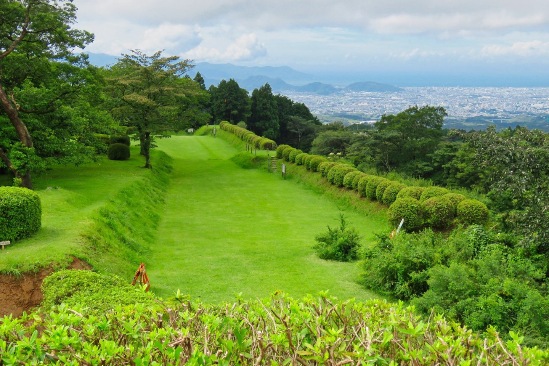 Yamanake Castle Ruins
