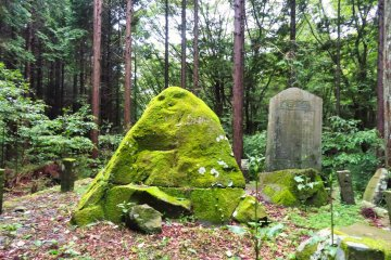Old Tokaido Road Markers