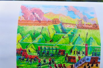 1590 Battle of Yamanaka