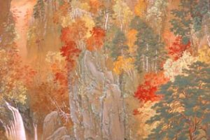 Cooling autumn landscapes from Yori Tanaka