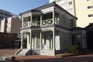 Fukui Griffis Museum